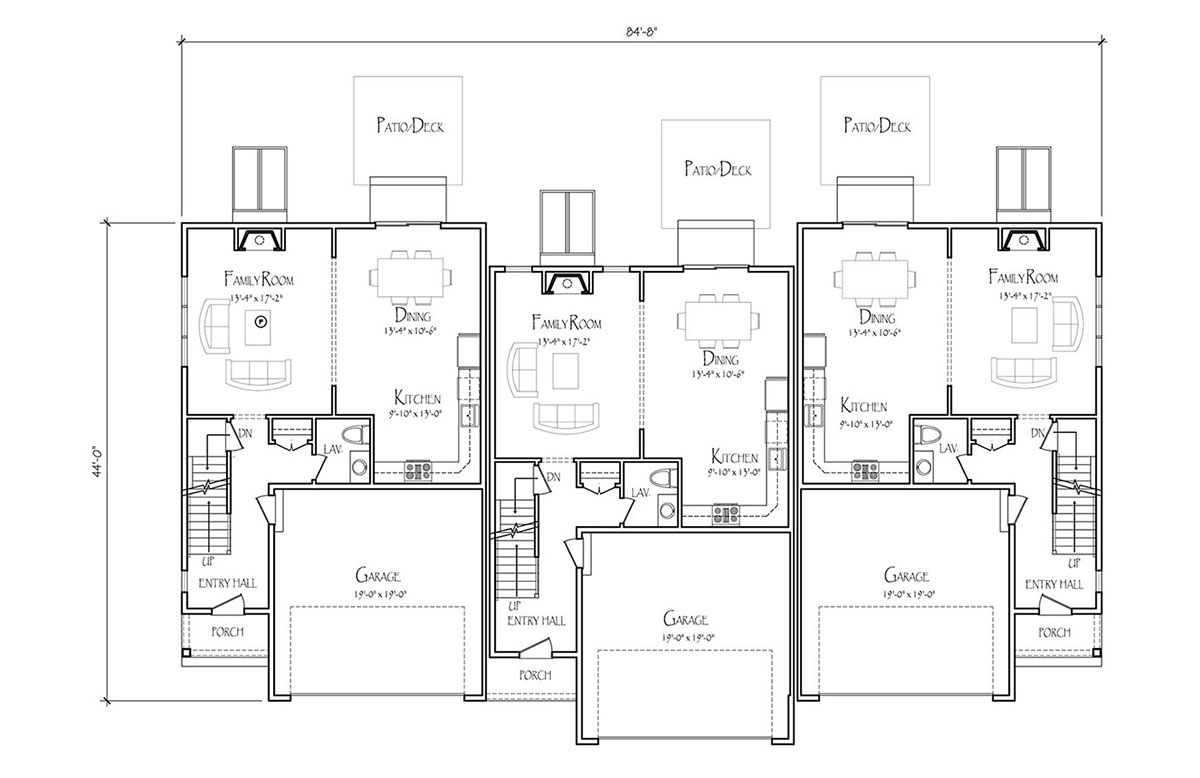 hight resolution of view first floor floorplan