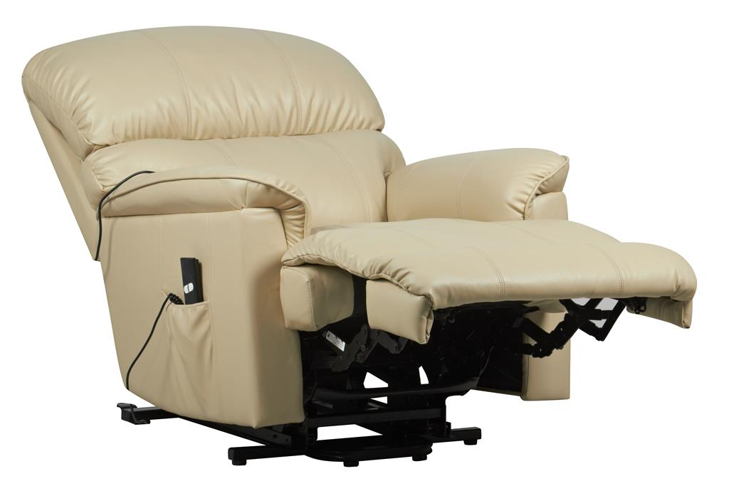 Canterbury riser recliner with heat and massage  Elite