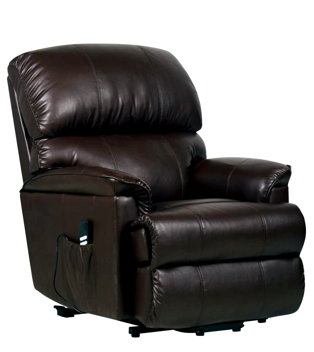 massage chair with heat leather dining modern canterbury riser recliner and elite