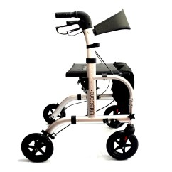 Walker Chair Combo Childs Wooden Chairs Luxury Rollator Transport Rtty1