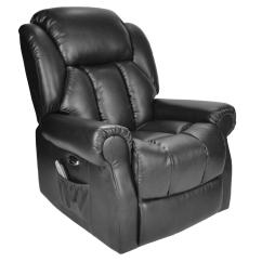 Elite Massage Chair Amazon Hainworth Electric Recliner With Heat And