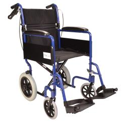 Wheel Chair In Delhi Ergonomic Geelong Lightweight Folding Wheelchair With Handbrakes Ectr01