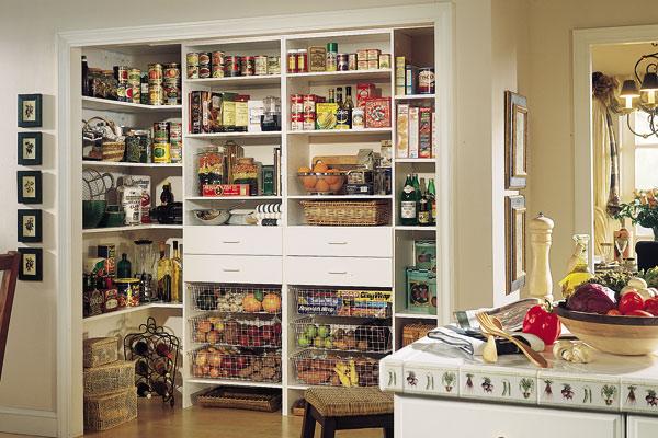 kitchen pantry closet tall faucet elite closets