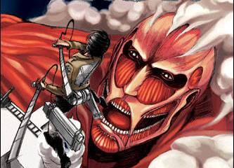 Attack on Titan Manga Review