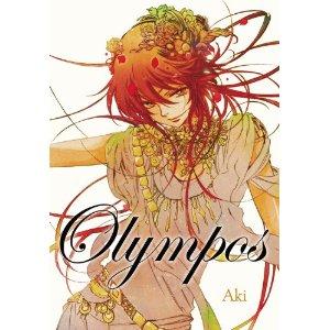 Olympos Manga Review
