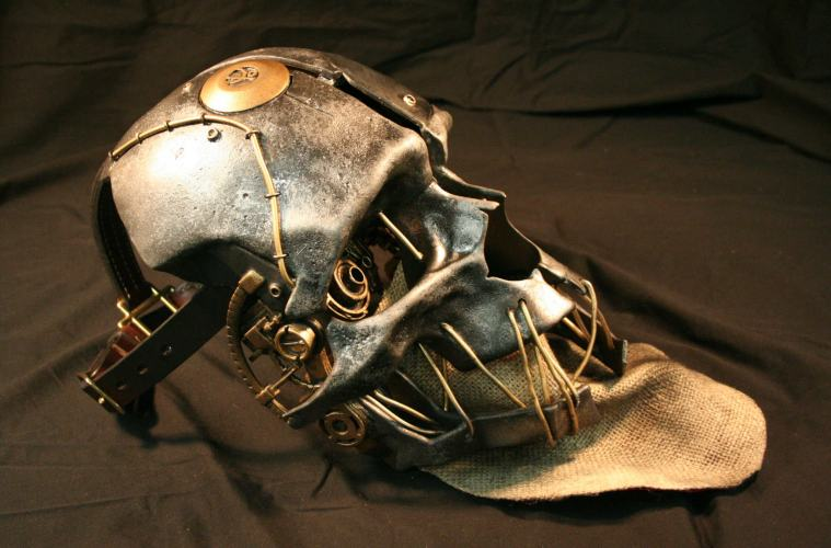 Corvo dishonored mask