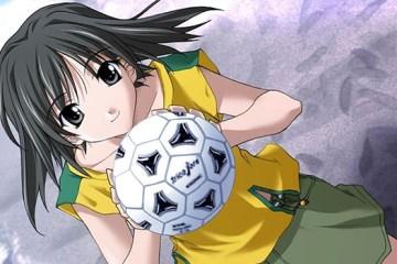 Anime Sport Girl