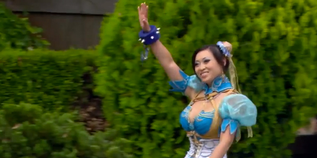 Yaya Han King of the nerds