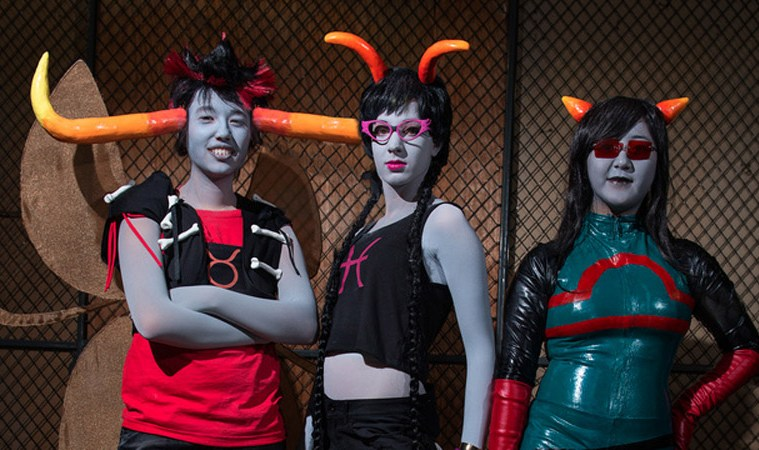 Cosplay Group
