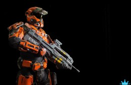 Halo Spartan From Portland Comic Con by Wizard World