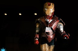 Child Iron Man