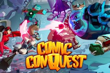 Comic Con Quest