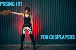 Cosplay Posing