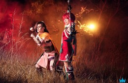 Fire Emblem Fates Cosplay