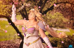 Princess Serenity Cosplay