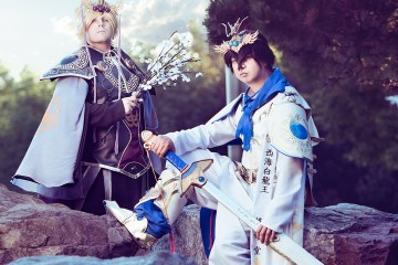 Dragon Kings Cosplay