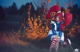 Ragdoll Poppy Cosplay