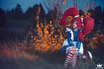Ragdoll Poppy Cosplay