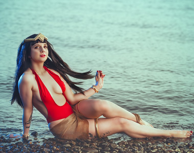 Summer Scramble Tharja Cosplay