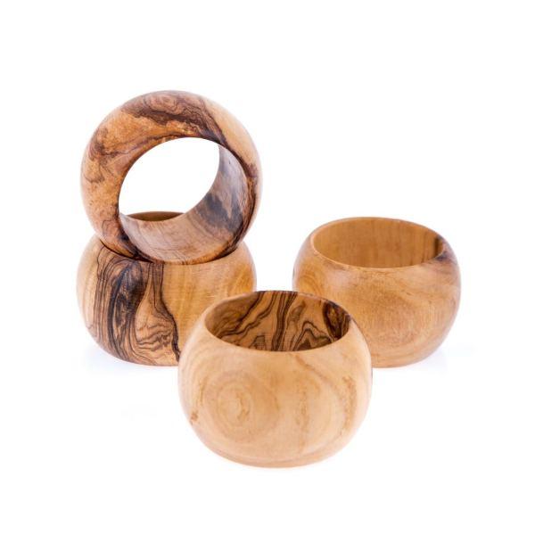 Handmade Wooden Napkin Holders