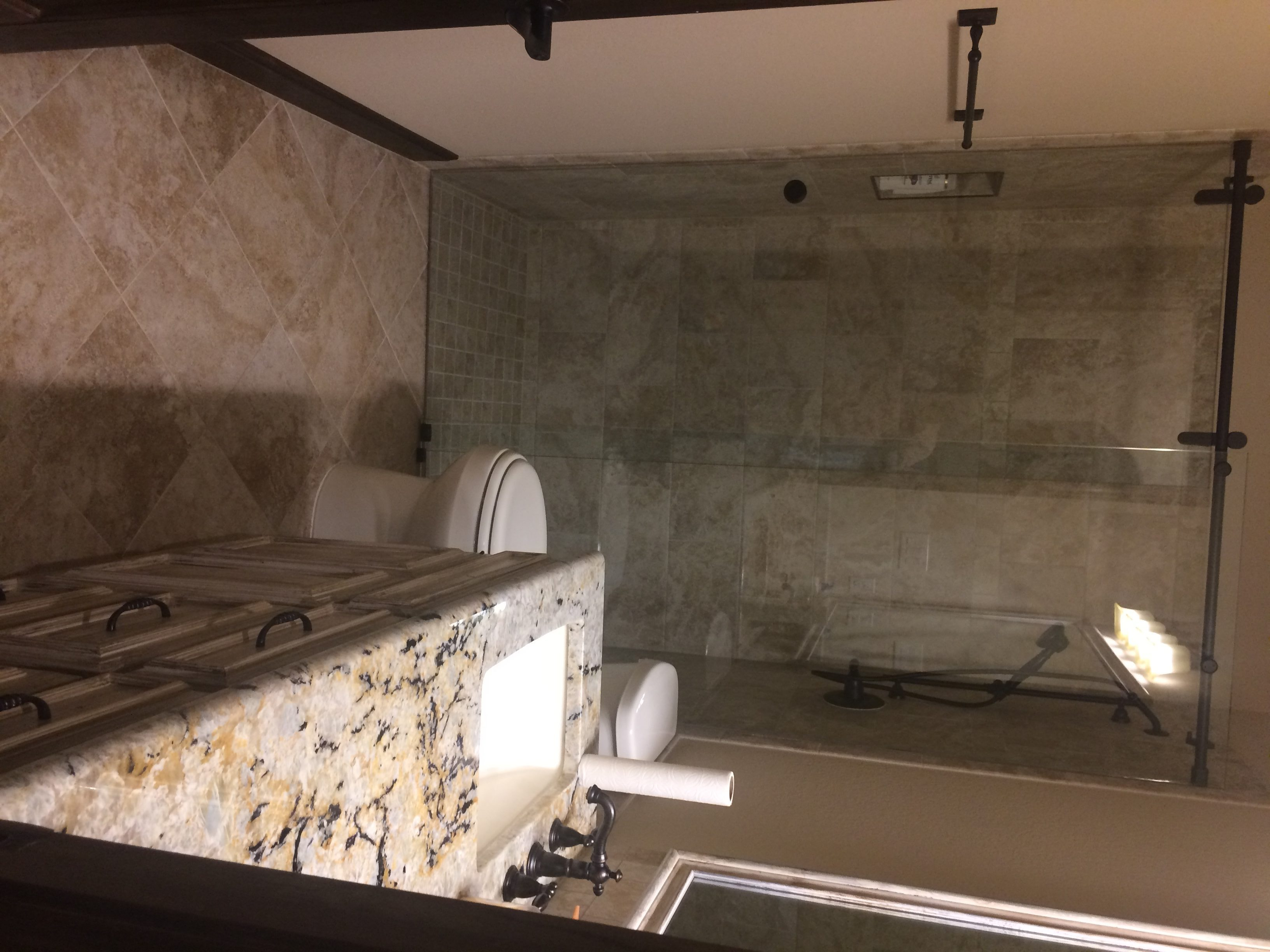remodel works bath & kitchen aid pro 600 and bathroom our work elite floors