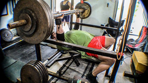 the squat rack the heart of the weight