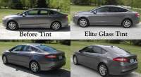 Ford window tint