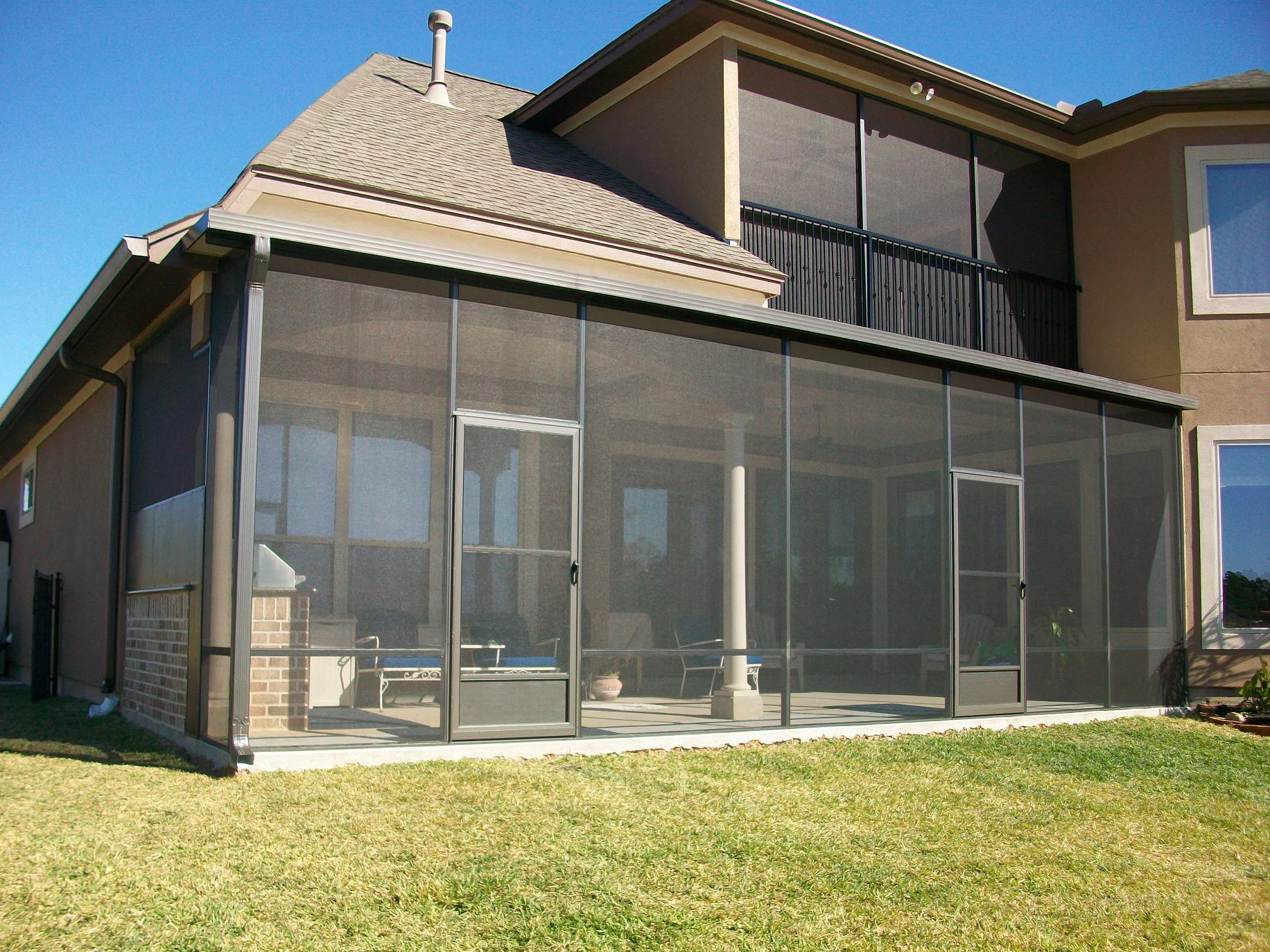 how much do patio enclosures cost