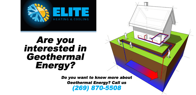 What is geothermal energy and how would you use it to heat a small home?
