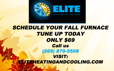 Check this off your list with a Furnace Tune-Up Coupon