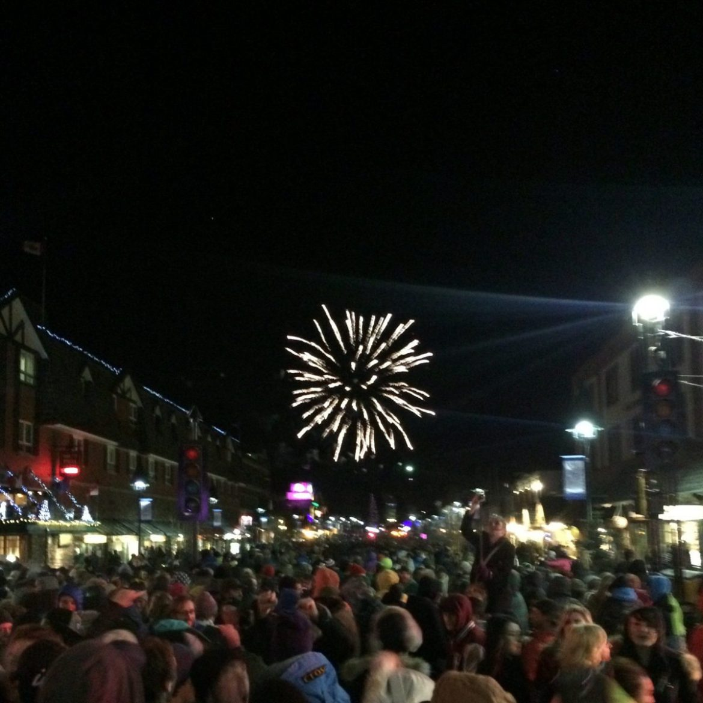 Banff New Year's Eve