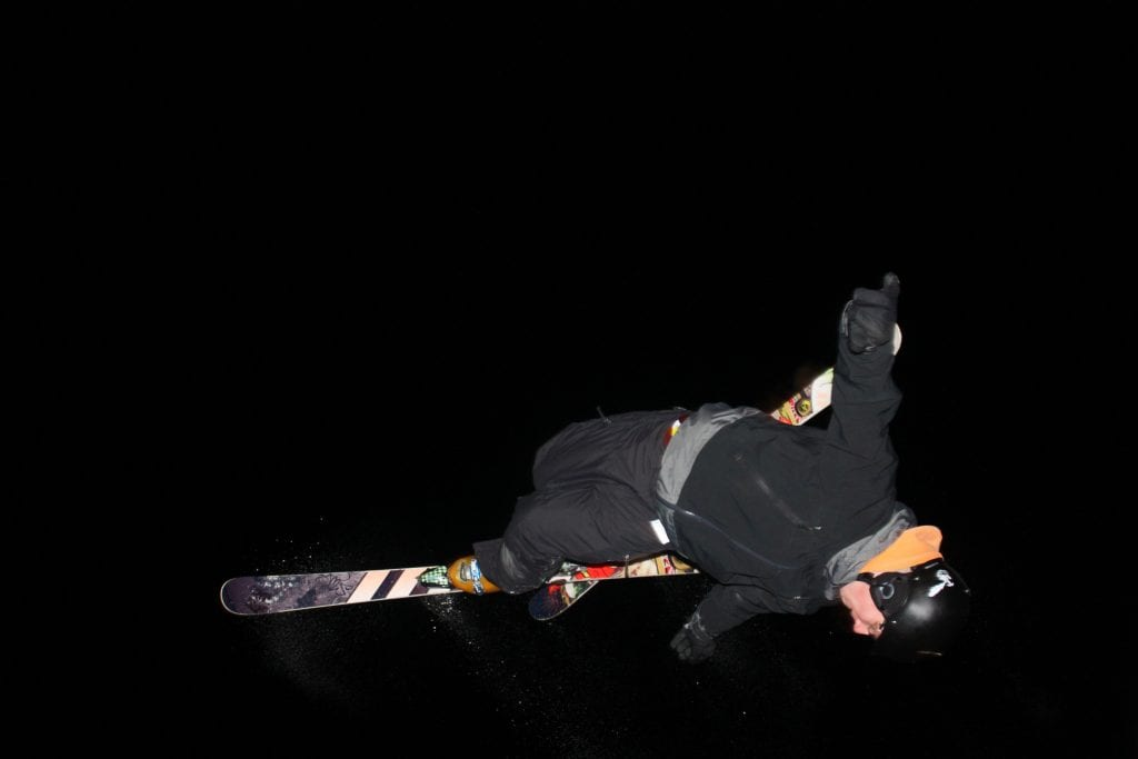 Norquay Night Skiing