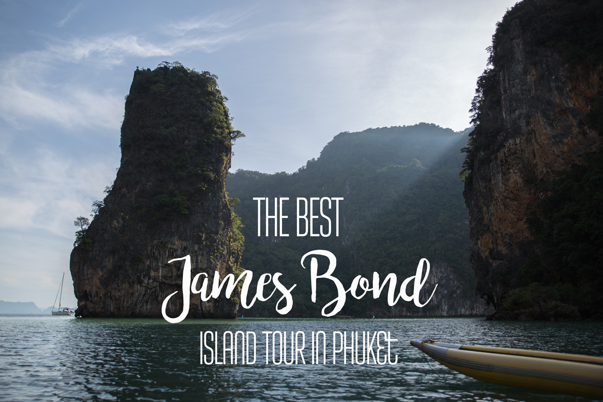 James Bond Island Tour Phuket