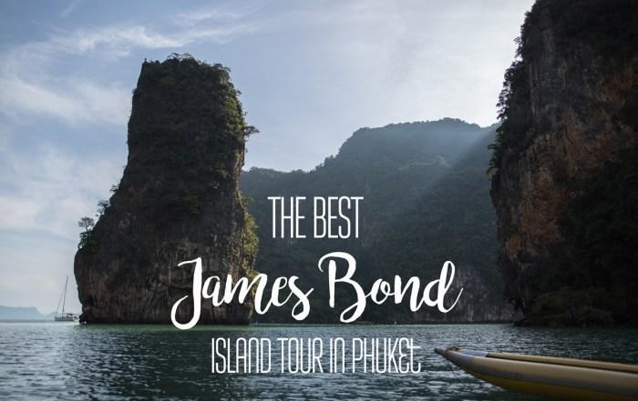 James Bond Island Tour Phuket