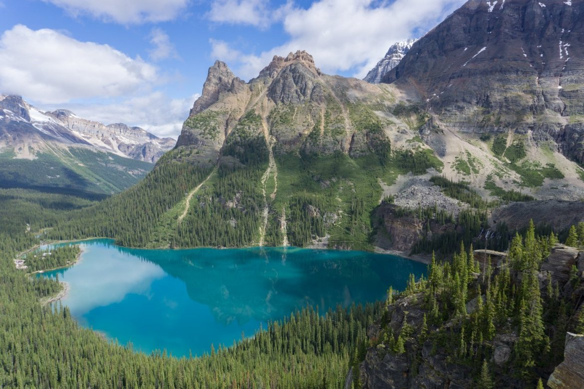 Lake Ohara Yoho National Park