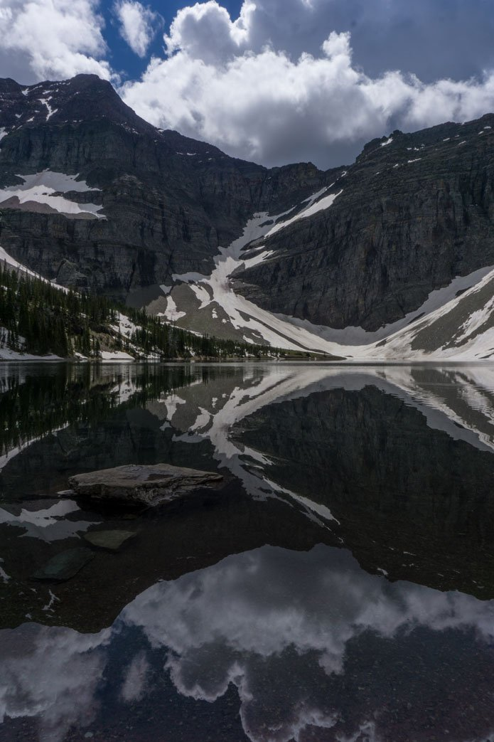 Crypt Lake