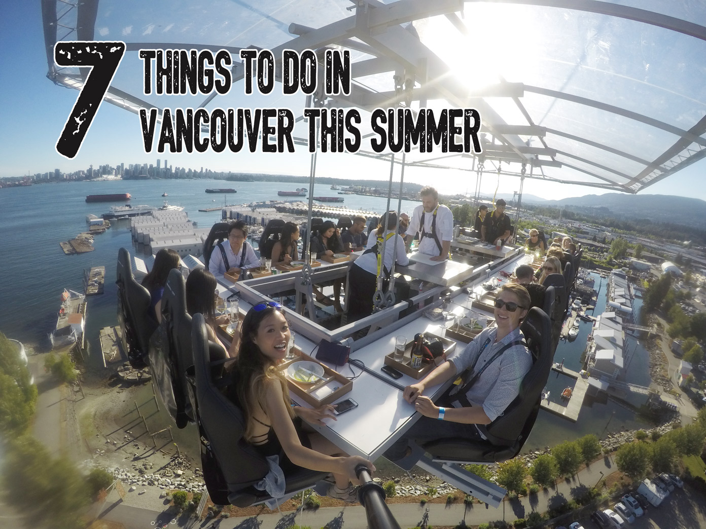 7 things to do in Vancouver