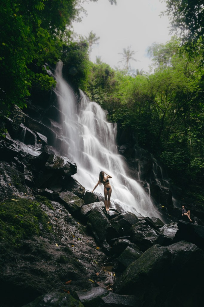 Kanto Lampo Waterfall Ubud