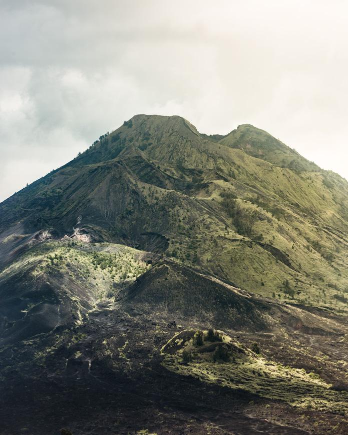 Mount Batur North Bali