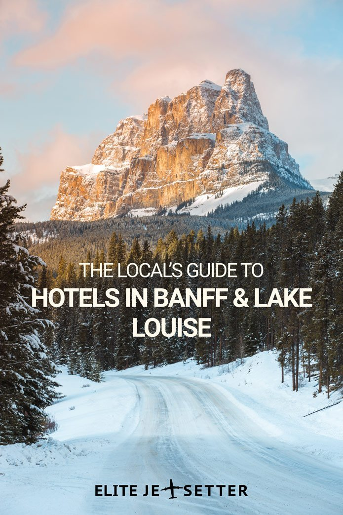 Banff and lake louise Hotel Guide