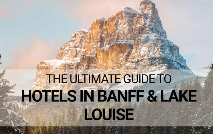 Banff Hotel Guide