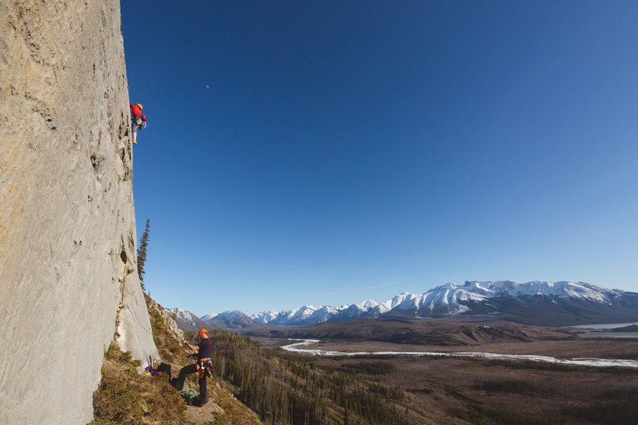 Rock Climbing Jasper Spring