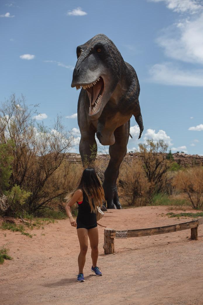 Moab Giants dinosaurs