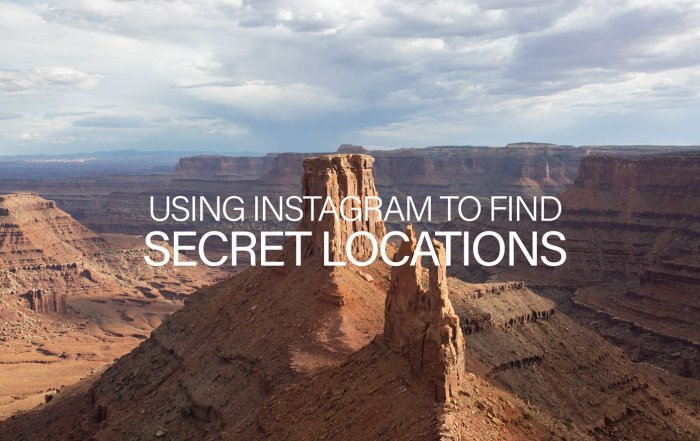 Finding Instagram Locations