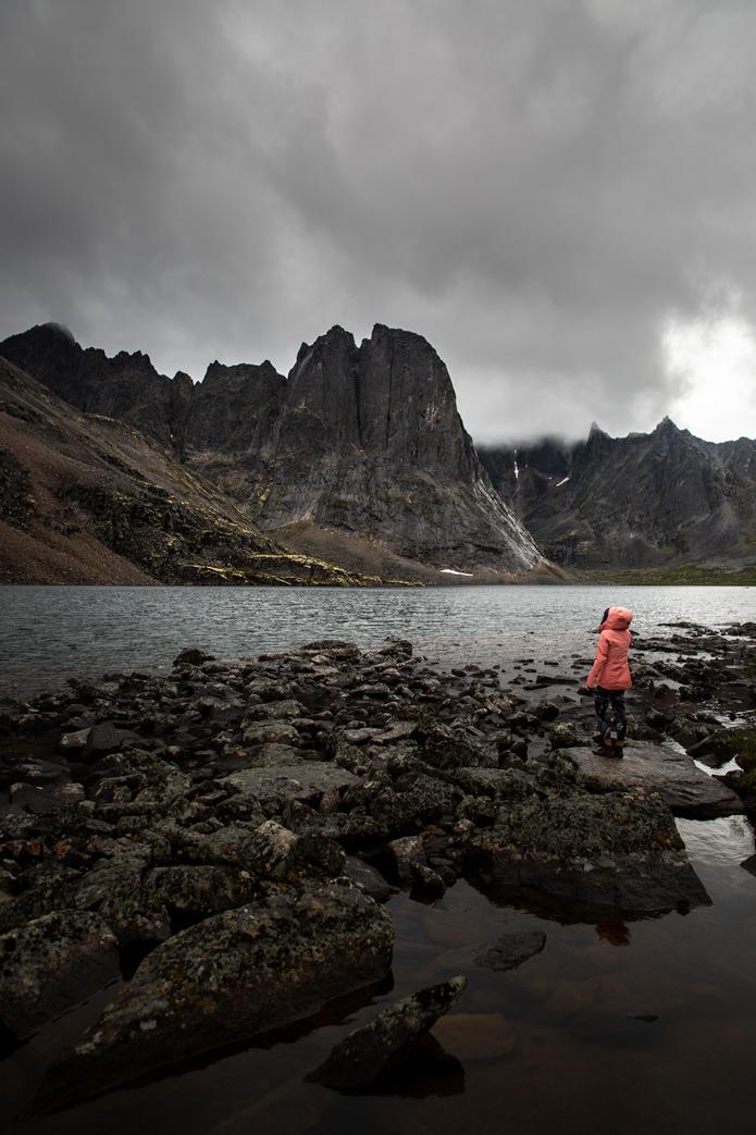 Divide Lake Tombstone Territorial Park