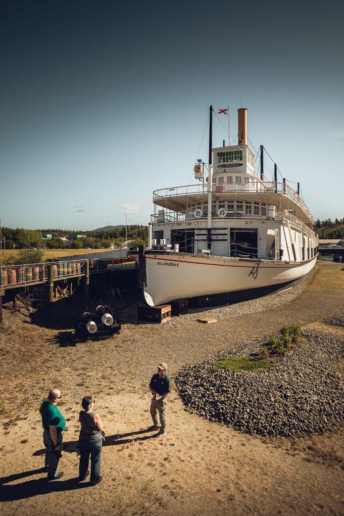 SS Klondike Whitehorse Yukon