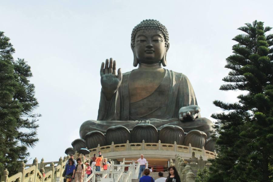 Hong Kong Tian Tian Buddha