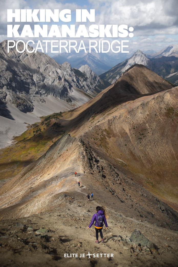 Pocaterra Ridge Hike