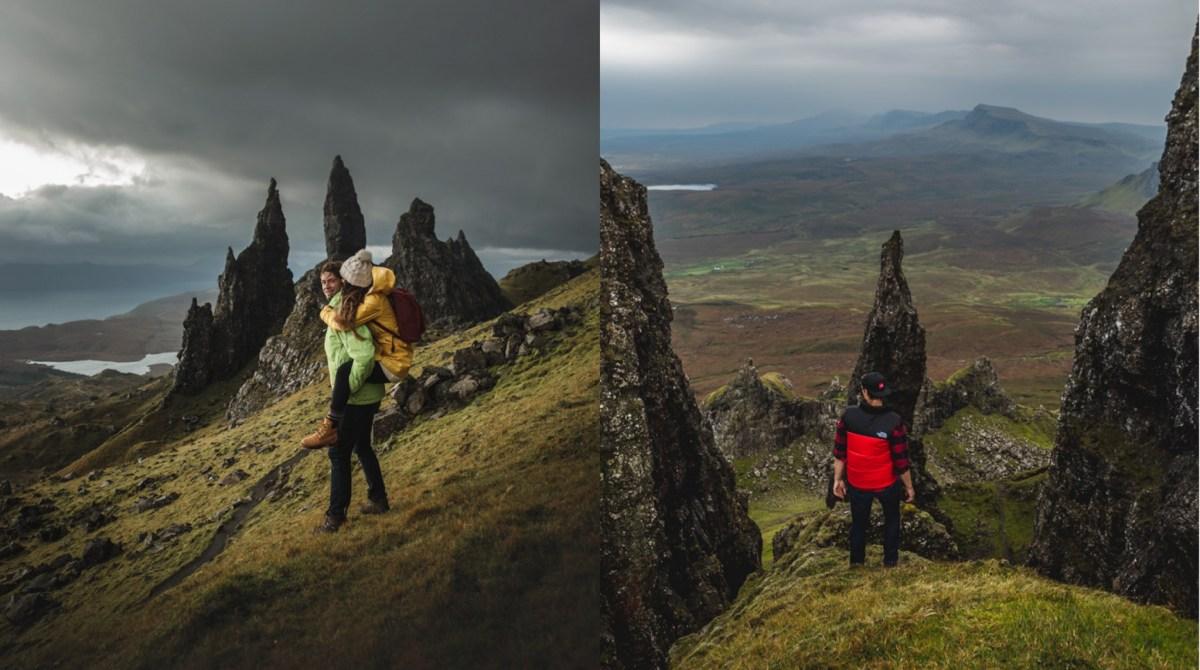 Robs Gear Isle of Skye