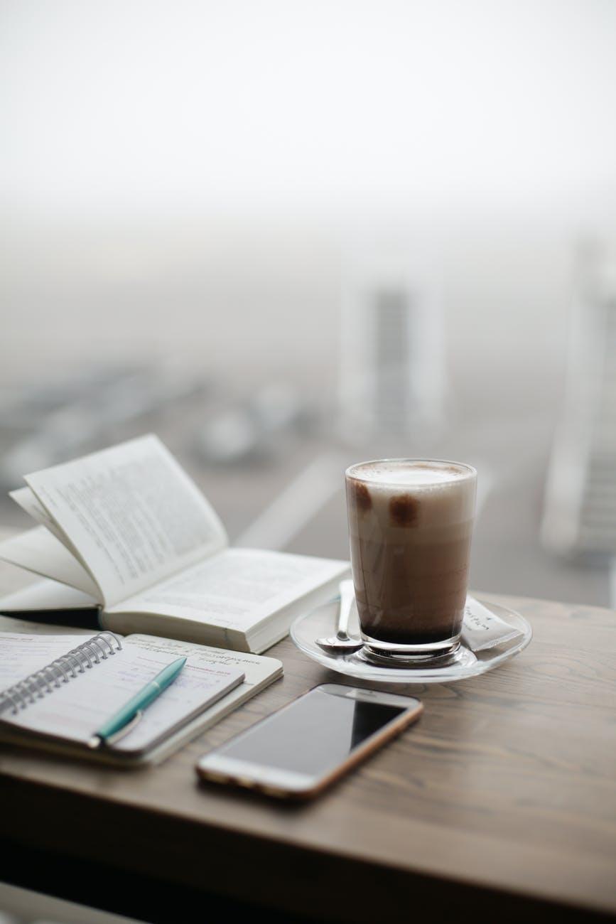warm coffee drink